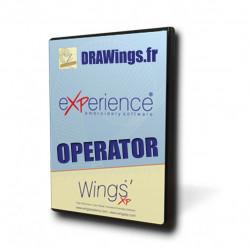 Logiciel de broderie Wings' eXPerience Operator