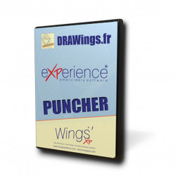 Logiciel de broderie Wings' Experience Puncher