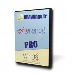 Logiciel de broderie Wings' Experience Pro