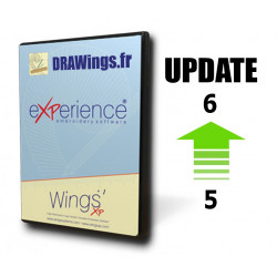 Mise à Jour de Wings' eXPerience 5 à Wings' eXPerience 6