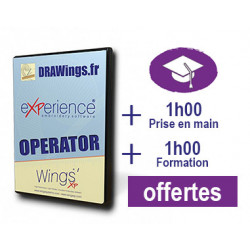 Wings' eXPerience Operator + Formation offerte