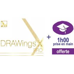 Drawings X PRO + Prise en main 1h00
