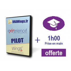 Wings' eXPerience Pilot + Formation offerte