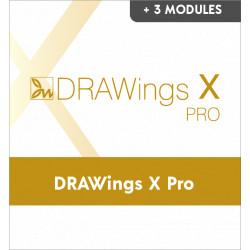 Drawings X PRO