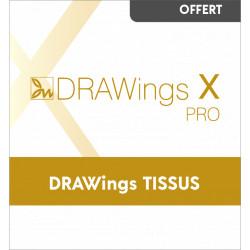 Tissus Traduits en Français pour DRAWings X