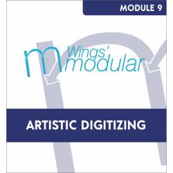 Module Artistic Digitizing