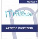 Artistic Digitizing Module