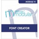 Font Creator Module