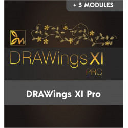 Drawings XI PRO + 1h00 Installation / Prise en main